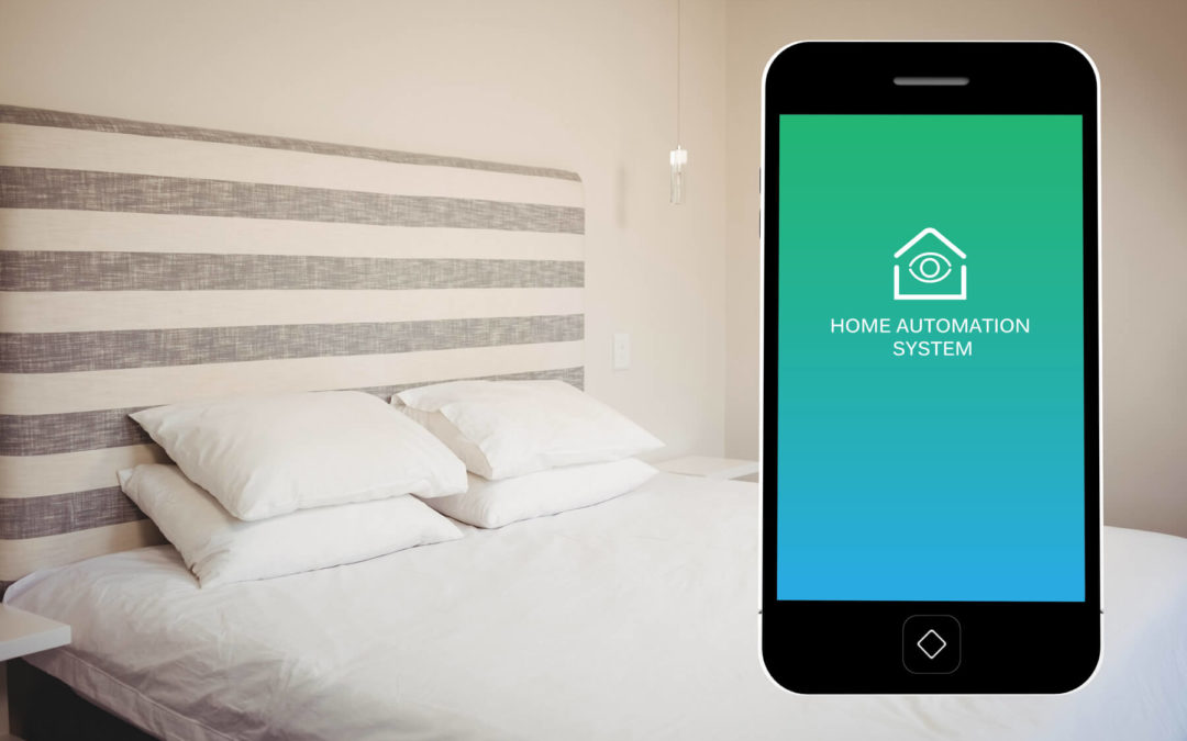 Have the Comfort of Home in Your Hands with Automation